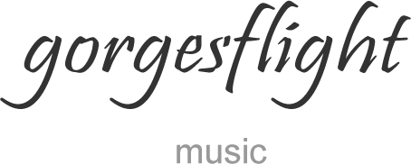 gorgesflight music